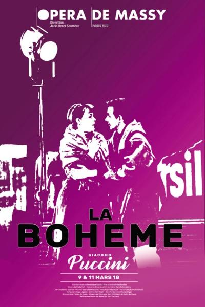 LA BOHEME (GILLES BOUILLON)