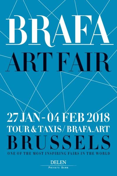 EXPO / Report sur la BRAFA de Bruxelles