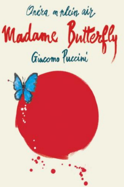 MADAME BUTTERFLY - OPERA EN PLEIN AIR