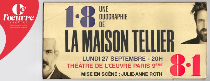 LA MAISON TELLIER - PROJET 1881