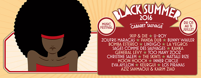 BLACK SUMMER FESTIVAL