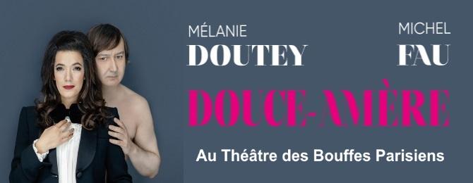 Avec Mélanie Doutey & Michel Fau