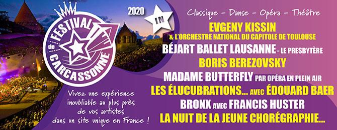 Du 1er au 31 Juillet 2020 à Carcassonne (11)