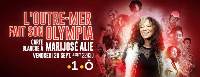 L'OUTRE-MER FAIT SON OLYMPIA / Le 20 septembre 2019 à Paris (75)