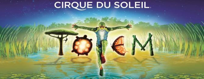 Le cirque du Soleil à la Plaine de Jeux de Bagatelle
