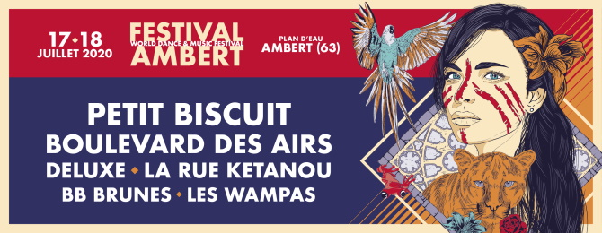WORLD FESTIVAL AMBERT 2020