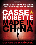 concert Casse Noisette Made In China / Cirque National De Chine