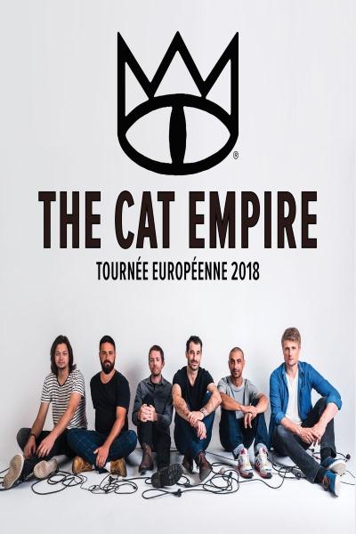 concert The Cat Empire