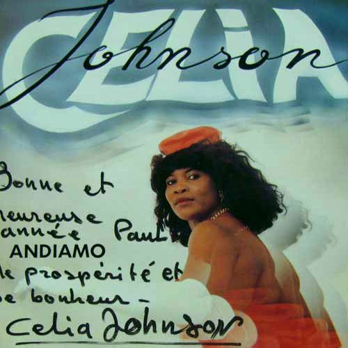 concert Celia Johnson