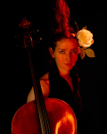 concert Cello Woman