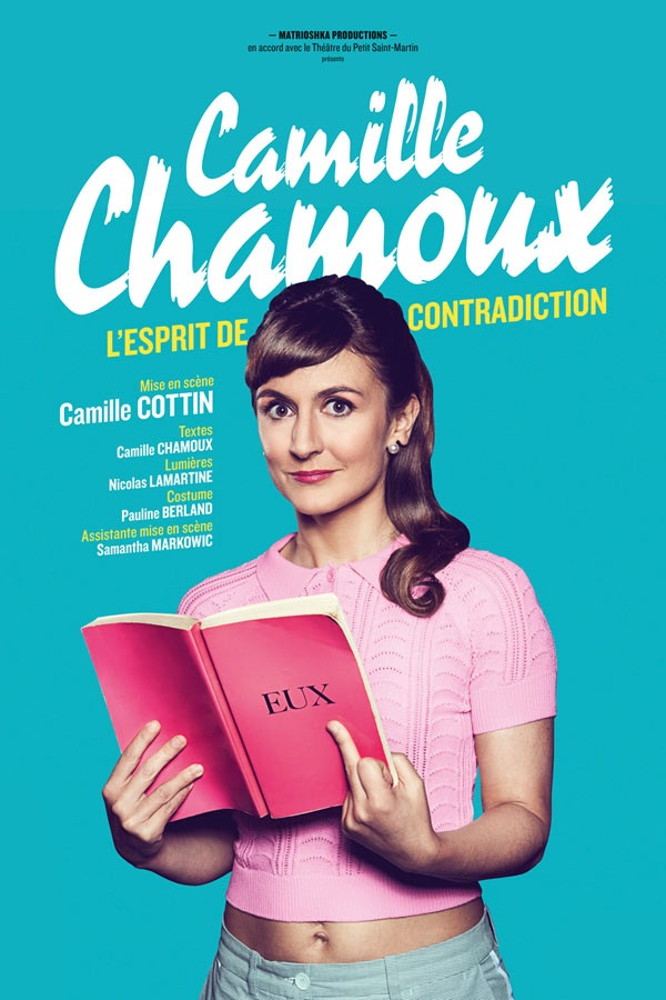 concert Camille Chamoux