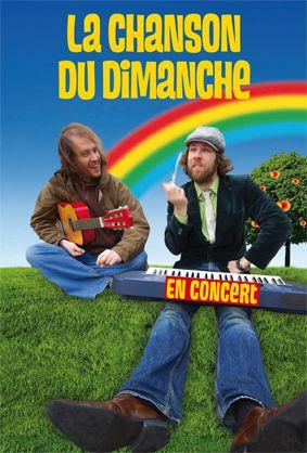 concert La Chanson Du Dimanche