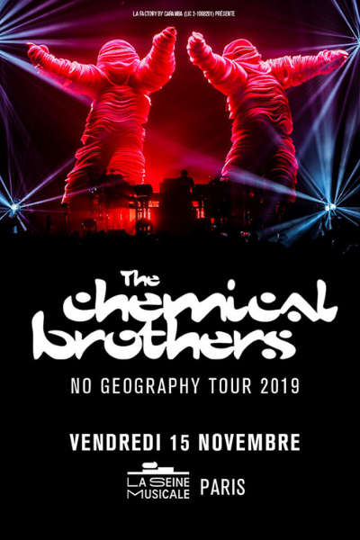 concert Chemical Brothers