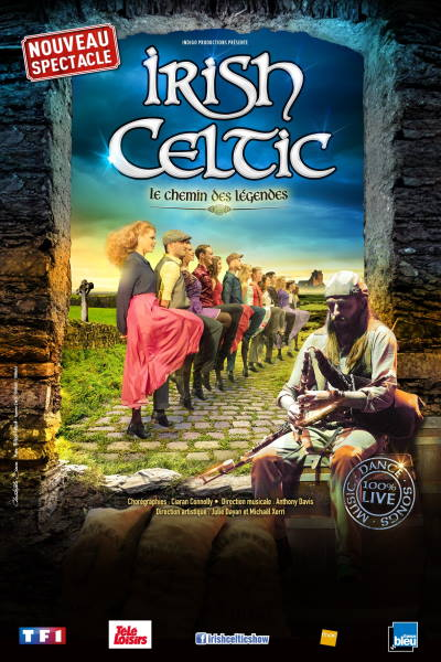 IRISH CELTIC – LE CHEMIN DES LEGENDES