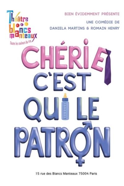 CHERIE C'EST QUI LE PATRON