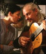 Souad Massi et Eric Fernandez rejouent les Choeur de Cordou