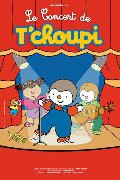 concert Le Concert De Tchoupi