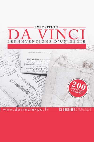 AGENDA / Une formidable rétrospective sur l'oeuvre de De Vinci est à découvrir à Lyon