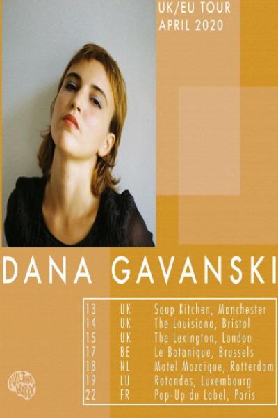 concert Dana Gavanski