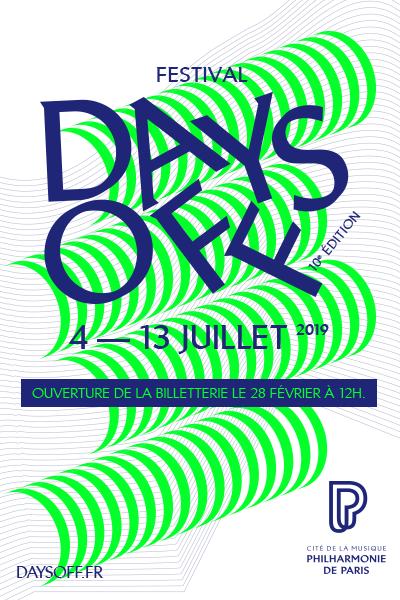 Days Off fête ses 10 ans avec Kraftwerk, Thom Yorke, Cat Power... A réserver vite