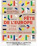 FESTIVAL / Paris célèbrera la Fête de l'Europe le 7 mai à coups de concerts et sur le thème du 'vivre ensemble'