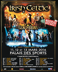 spectacle Spirit Of Ireland de Irish Celtic