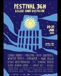 FETE DE LA MUSIQUE / Un marathon de concerts à Saint Eustache à Paris !