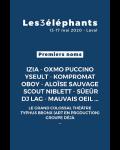 Festival Les 3 Eléphants révèle sa programmation complète
