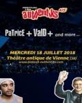 FESTIVAL AUTHENTIKS // Le 18 Juillet à Vienne
