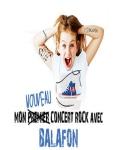 concert Mon Nouveau Concert Rock Avec Balafon