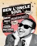 SFR Live Concert : Ben l'Oncle Soul en concert à la Cigale le 16/12