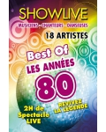 concert Best Of Les Annees 80