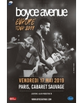 Boyce Avenue - Paris 2019