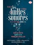 Les Bulles Sonores 2018 - Teaser