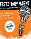 Teaser 27° édition Festi'Val de Marne 2013