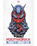 FOOTWORXX - THE UNDERGROUND FESTIVAL