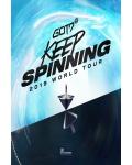 Les Coréens de Got7 seront de passage à l'AccorHotels Arena en octobre !