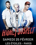 concert Highly Suspect