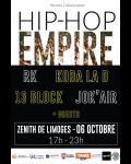 RK, Koba Lad, Jok'Air, 13 Block : la nouvelle génération rap en concert au Zénith de Limoges en octobre