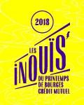 La sélection 2018 // Les iNOUïS du Printemps de Bourges Crédit Mutuel