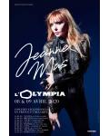 Un Olympia forcément rouge et noir pour le retour de Jeanne Mas !