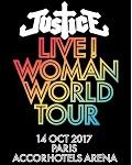 LIVE / (Re)Vivez le live de Justice à l'AccorHotels Arena !