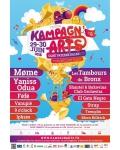 FESTIVAL DES KAMPAGN'ARTS // Du 29 au 30 juin à Saint Paterne Racan
