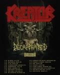 TOURNEE / Les pogos sont de sortie : Kreator, Dagoba & Decapitated en tournée !