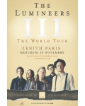 Sélection concerts du jour : The Lumineers, Ayo, Moriarty, Johnny Clegg...
