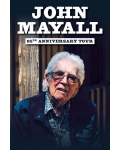 La légende du blues John Mayall en concert en France avril 2019