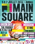 Main Square Festival : 14 nouveaux noms à l'affiche de l'édition 2013