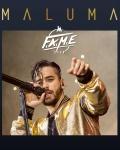 RESERVER / Maluma, la star du reggaeton, sera en concert à l'AccorHotels Arena en septembre 2018