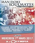 Mandoki Soulmates | Mercredi 1er mars 2017 | Paris - L'Olympia