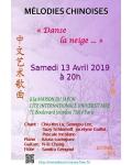 concert Melodies Chinoises:   ë Volent, Les Oiseaux û